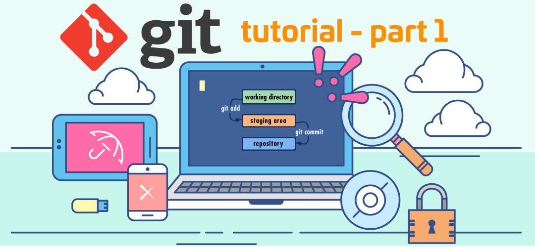 Git Tutorial Part I