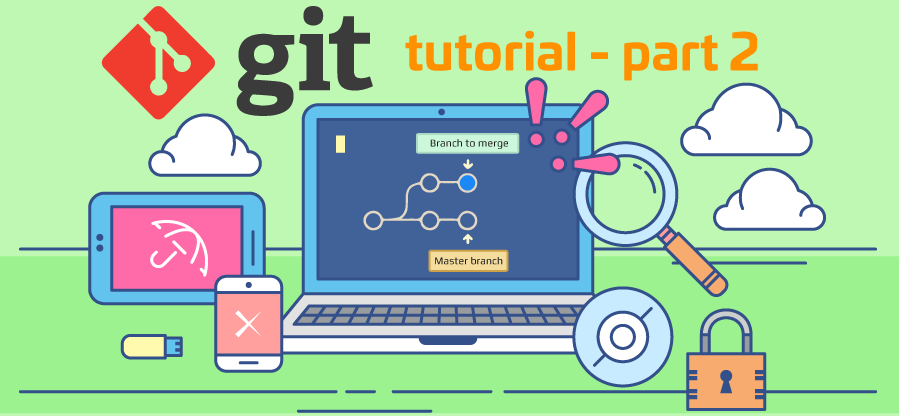 Git Tutorial Part II